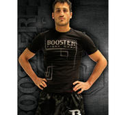 Booster Pro Range, Walk Out T-Shirt Black