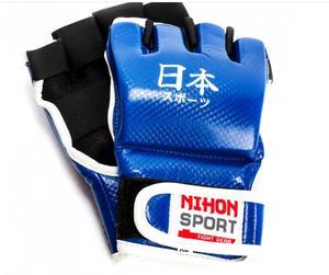 Nihon Sport Jujutsu handskar, Blå