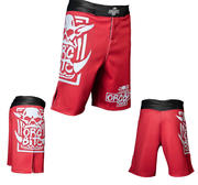 Orcbite Submissionshorts Red Classic, Small (30)