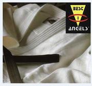 Best Angel JuJutsu/Judo Gi, White