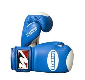Manus Boxhandske Competition, Blå 10 oz