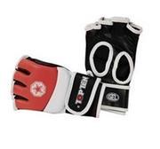 Topten Ultimate Fight MMA handske, Röd/Vit