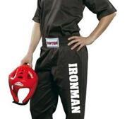 Ironman Kickboxingsuit Classic Plain Color