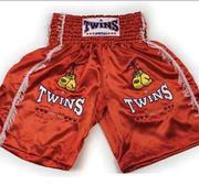 Twins K1 Shorts Tassel, Röd XXL