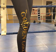 Golden Girl Tights Svart