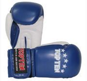 Topten Boxningshandske NB II, blå 10-14 oz