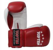 Topten Boxningshandske NB II, röd 10-14 oz