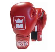 Montana Boxhandske HAWK, Röd 10-12 oz