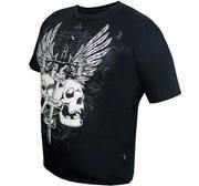 Tuf-Wear Never Surrender T-shirt Svart, X-Large