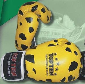 Topten Boxningshandske  Animal  Leopard 10 oz