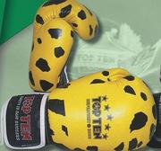 Topten Boxingglove  Animal  Leopard 10 oz