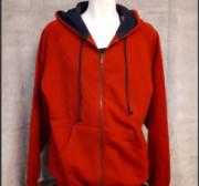 MacOne  Hood, Red Large