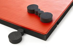 Trocellen Tatami PROGAME I-TIS Competition  IJF approved, 2x1 m, 50 mm
