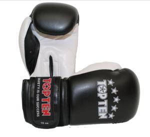 Topten Boxningshandske NB II, Svart 10-14 oz