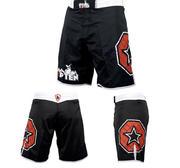 Topten MMA Board Shorts, Svart