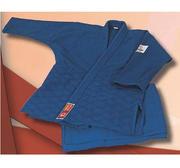 Hayashi Kirin Judo Gi Blå, Demodräkt 130 cm
