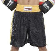 Topten shorts Stripe, Svart/Guld