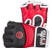 Topten MMA Ultimate Gel Fight handske, Röd/Svart