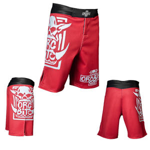 Orcbite Submissionshorts Red Classic, X-Large (36)