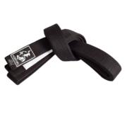 Century BJJ Belt, Black/White 4,5 cm
