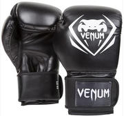 Venum Contender Adult Boxing Gloves Svart