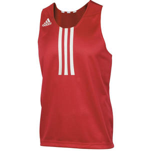 Adidas Clubline Boxningslinne, Röd, XXL