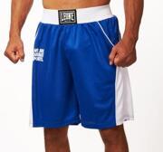 Leone Corner Boxningsshorts Blå
