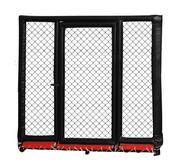 Topten MMA Cage Vägg med dörr
