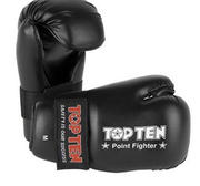 Topten Open Hand Pointfight, Svart S-XL