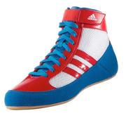 Adidas HVC Wrestlingshoe, Red/Blue/White