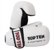 Topten Open Hand Pointfight, Vit S-XL