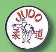Broderat Märke Judo O-Goshi