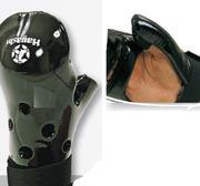 Hayashi Handskydd PU,  Svart XS-XL