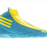 Adidas adiZERO Sidney Wrestlingshoe, blue 41 1/3