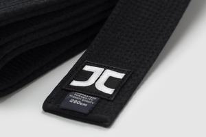 JC High Quality Svart bälte, 5 cm