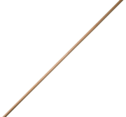 Bo Bambu utan skin, 182 cm