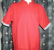 MacOne Pique Marcus, Red X-Large