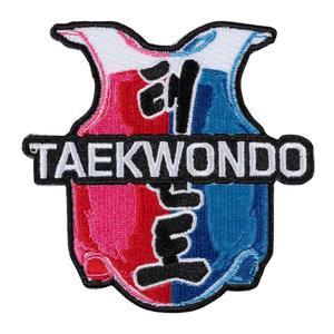 Broderat Märke, Taekwondo väst