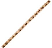 Escrima Bambu Burned 66 cm (styck)