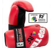 Topten Open Hand ITF Big Logo Röd, S-XL