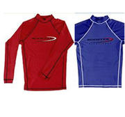 Booster Rashguard FIGHT long arm