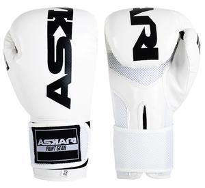 Askari Boxningshandske  White Sensation 12-16 oz