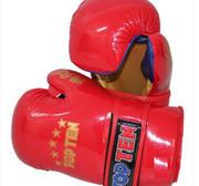 Topten Open Hand Premium Glossy ITF Röd, S/M-XL