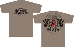 NAJA T-shirt Olivegreen