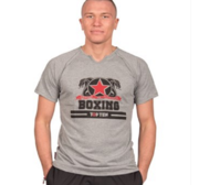 Topten T-shirt Boxing, S-XXL