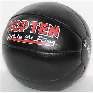 Topten Medicinboll Premium 5 kg, Läder