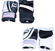 Booster Pro Range MMA handskar Competition, Läder