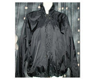 The Best Windbreaker Jacket, X-Large Black 190 cm