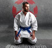 WKF Hayashi Tenno Karate Kata GI Vit