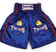 Twins K1 Shorts Tassel, Blå